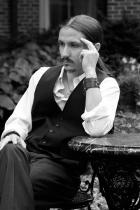 David Harnois - Director/Sherlock Holmes